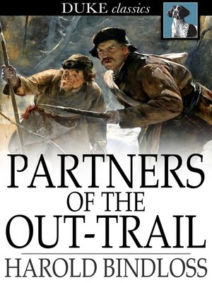 cover image of Partners of the Out-Trail